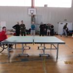 Turniej tenisa stołowego w Górowie Iławeckim